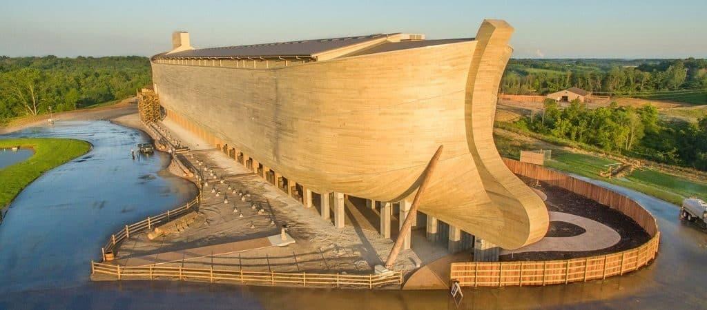 Ноев ковчег - существовал ли он