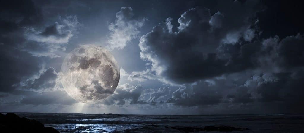 Интересное о Луне
