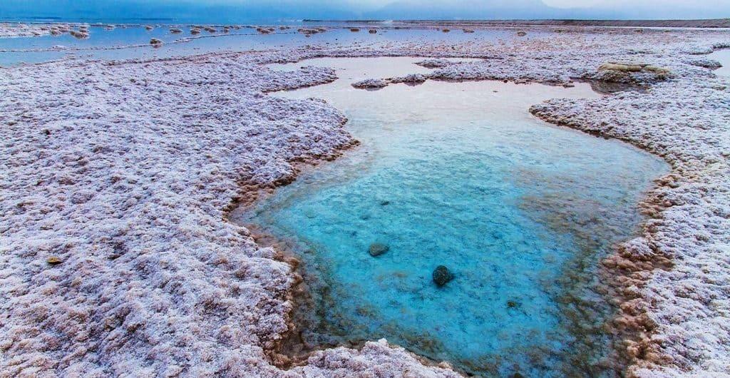 Бальнеотерапевтические свойствах Мертвого моря