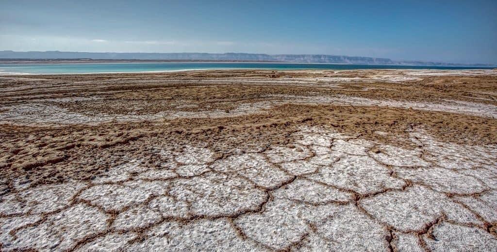 Библейская версия происхождения Мертвого моря