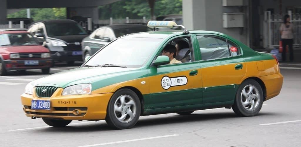 Китайское такси
