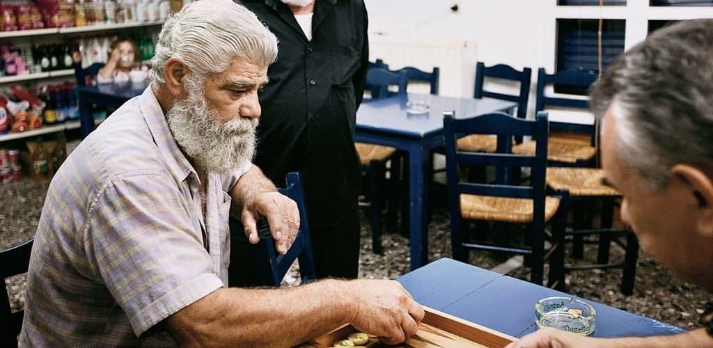 Греческие долгожители