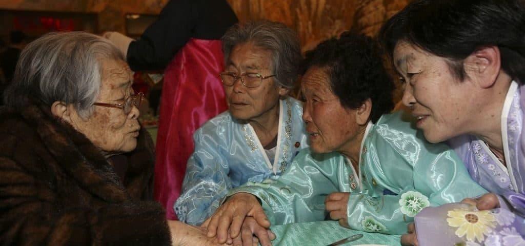 Долгожители Южной Кореи