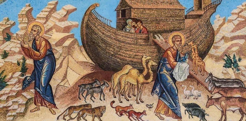 Ноев ковчег - легенда или быль