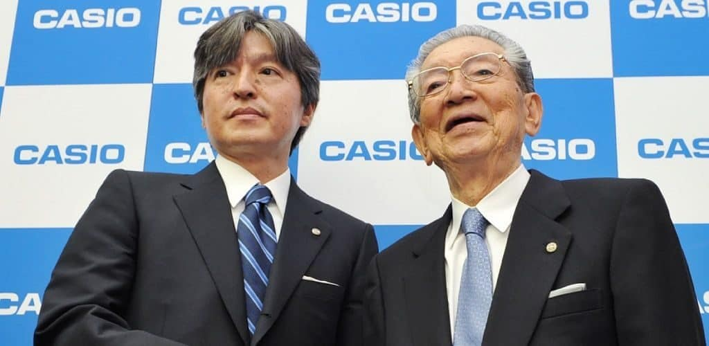 Фирма Casio