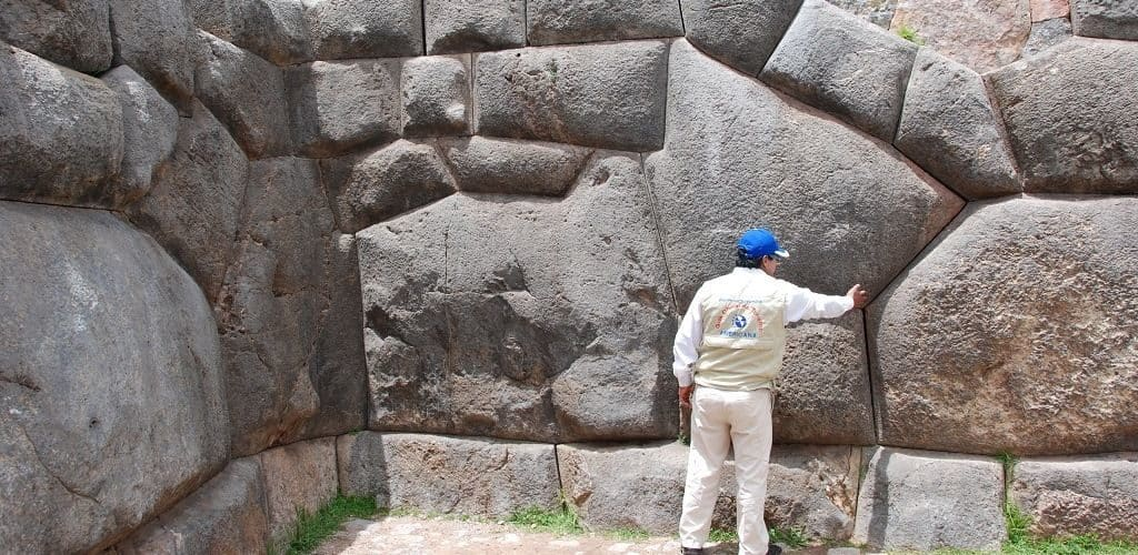 Кладка камней в Мачу-Пикчу