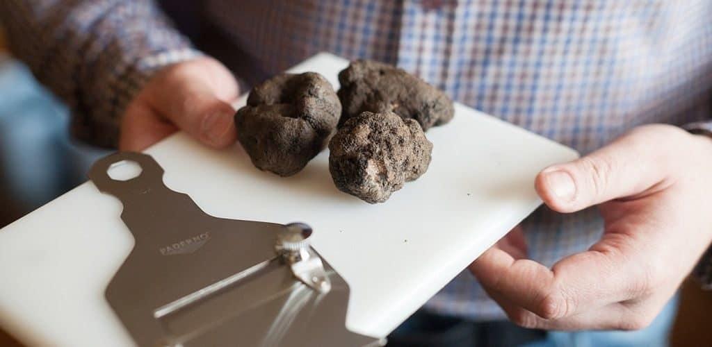 Трюфели в кулинарии