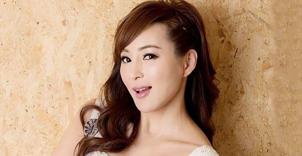 Кэнди Ло - китайская модель