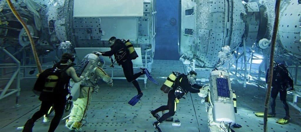 Подготовка космонавтов к полетам
