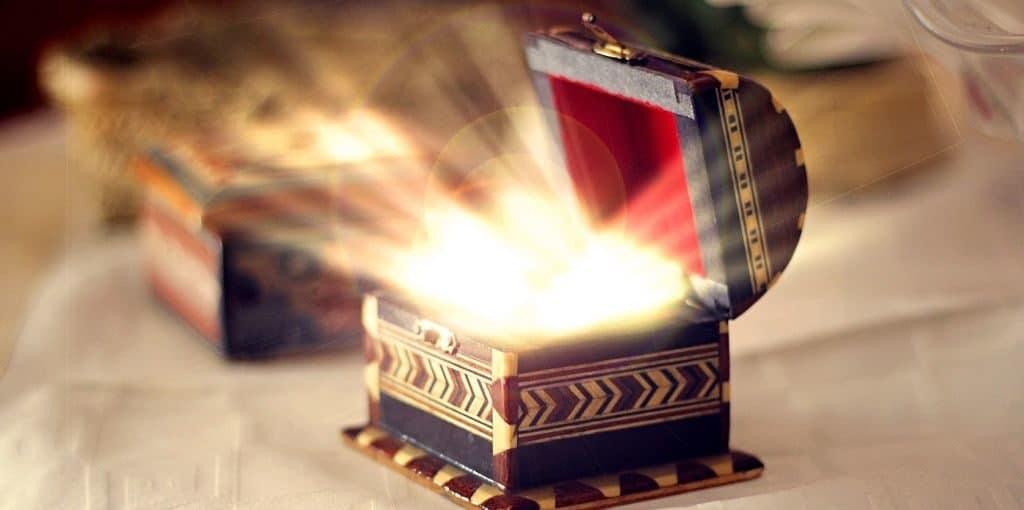 Мифический ящик Пандоры