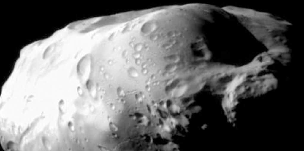 Пандора - спутник Сатурна