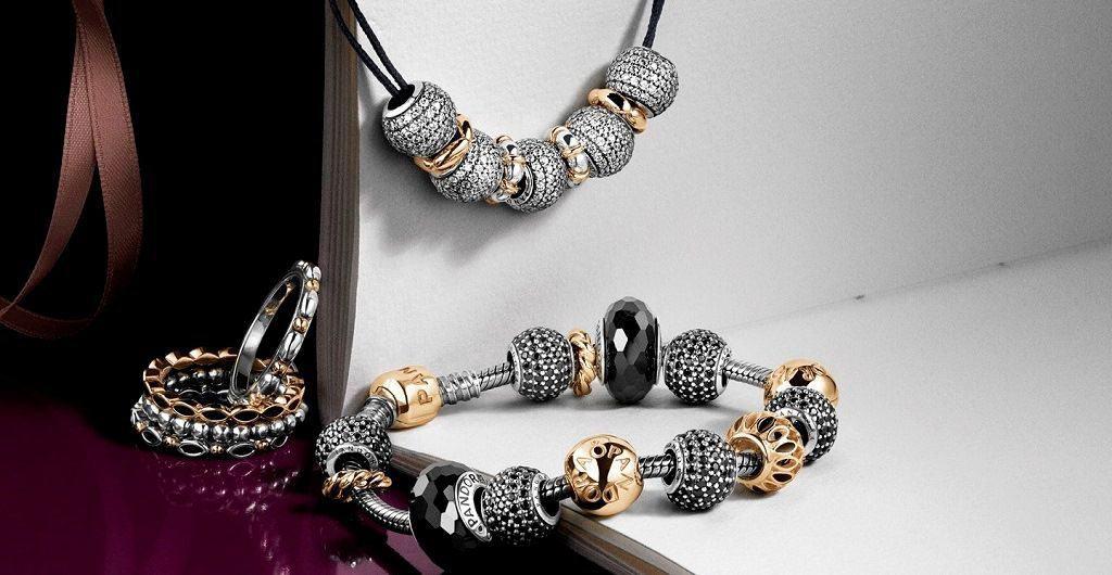 Пандора - украшения из сплавов драгоценных металлов