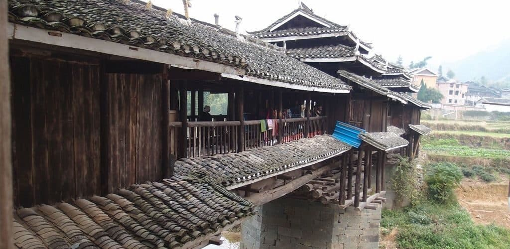 Тан Цзяншань жил в поселении Даньчжоу