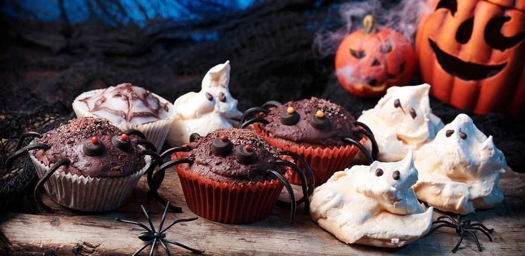 Праздничное меню на Хэллоуин