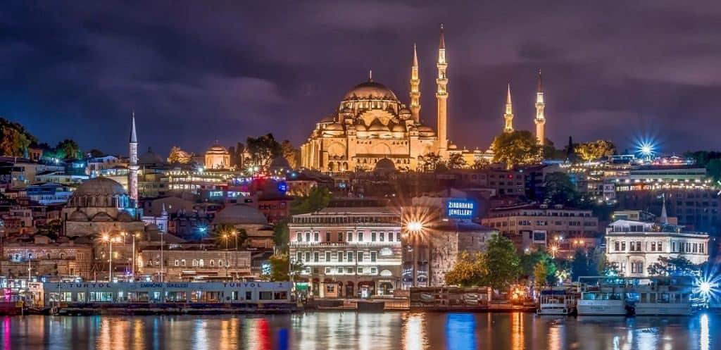 Интересное о Турции