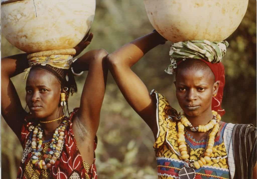Африканское племя Банту