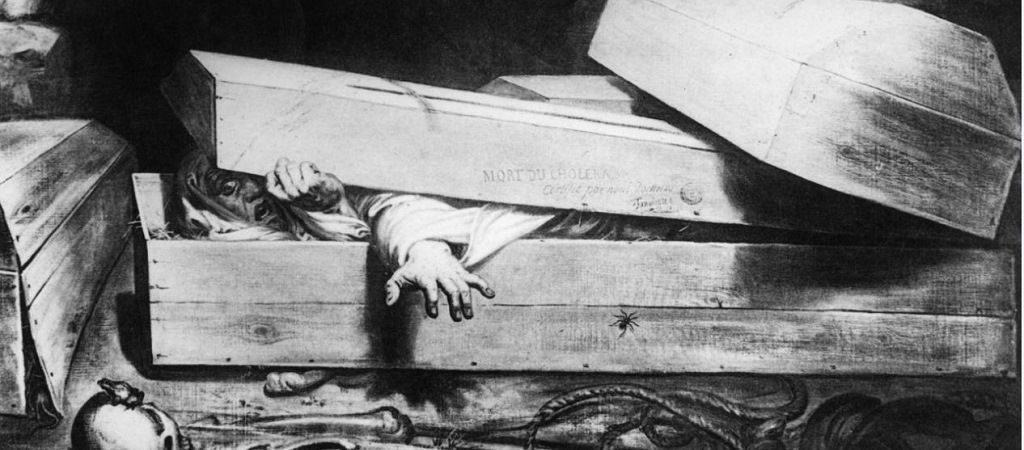 Заживо погребенные - реальные истории
