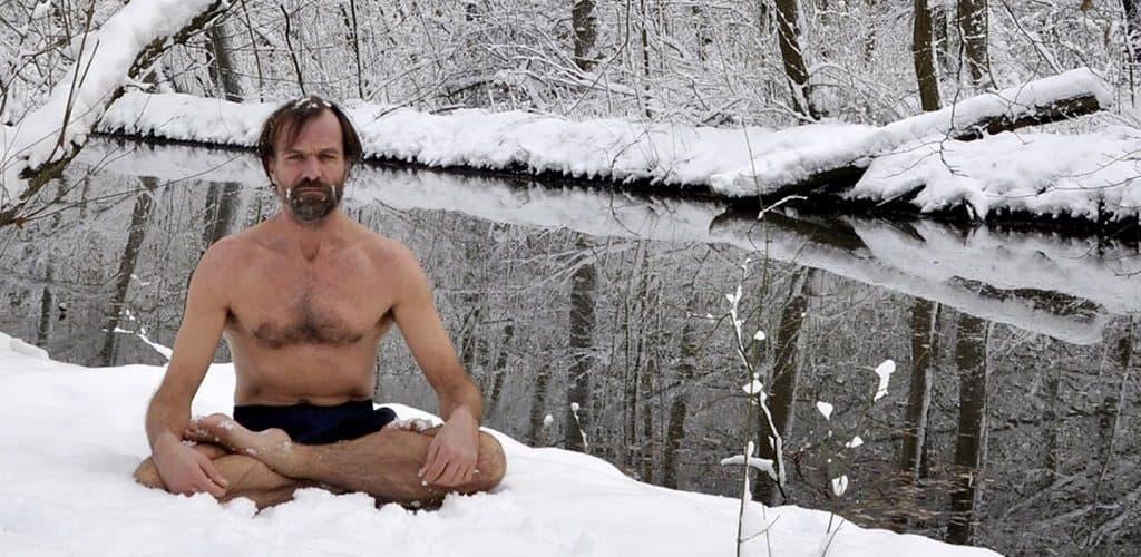 Вим Хоф из Голландии - ледяной человек