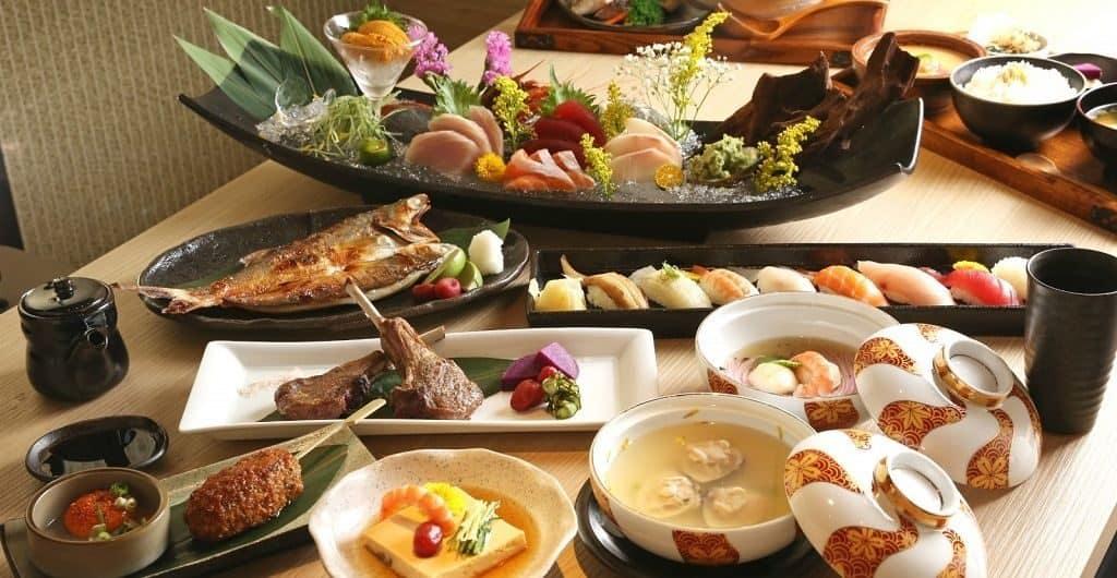 Японская национальная кухня