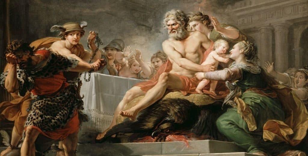 Боги Олимпа