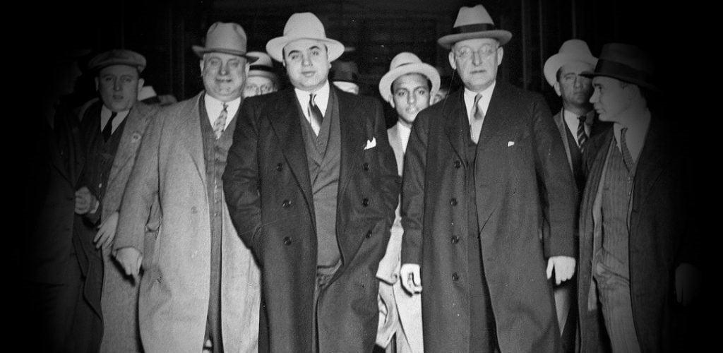 Аль Капоне: начало