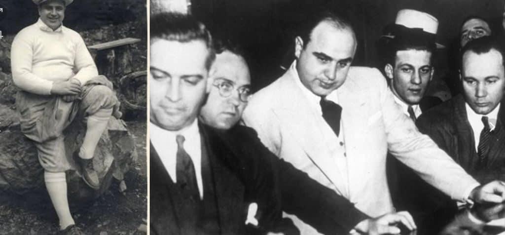 Жизнь и преступная деятельность Аль Капоне