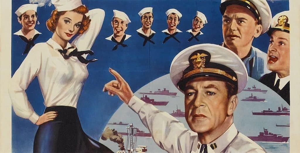 Фильм «Теперь ты на флоте»