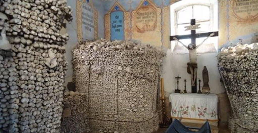 Костница в Нижкове