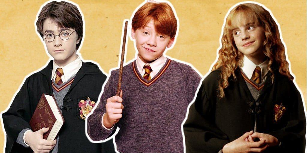 Персонажи сериала о Гарри Поттере