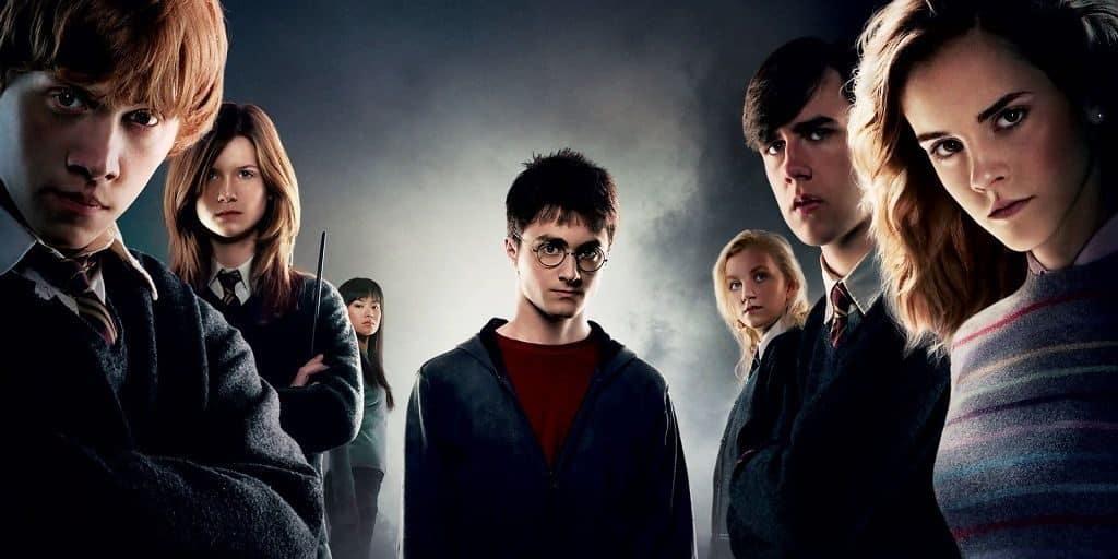 Гарри Поттер и его друзья