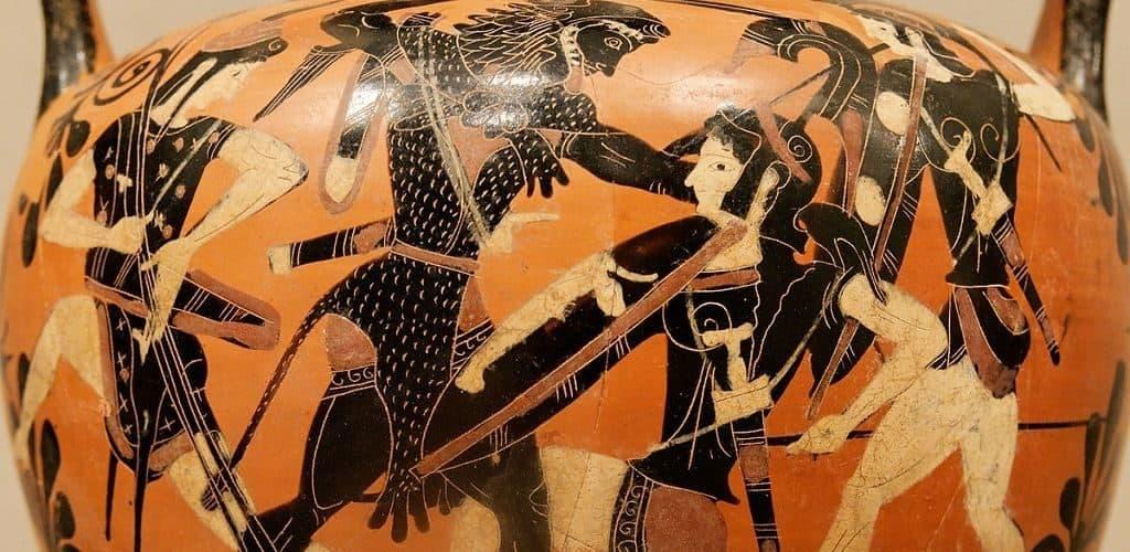 Амазонки в мифах и искусстве