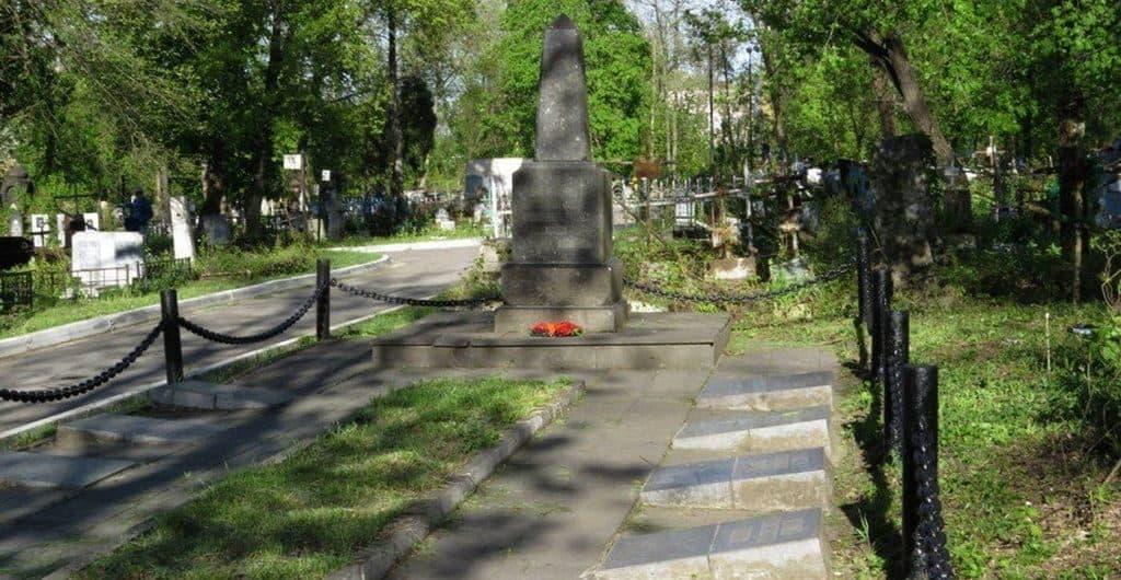 Северное кладбище. Ростов-на-Дону