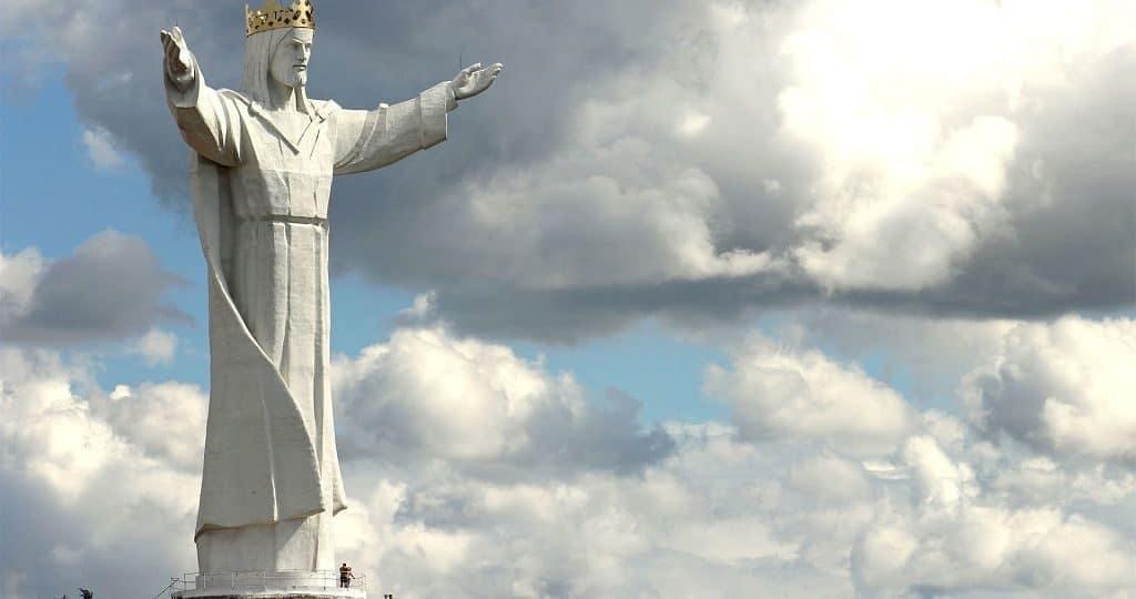 Большие статуи мира