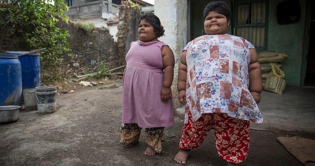 Дети в Науру