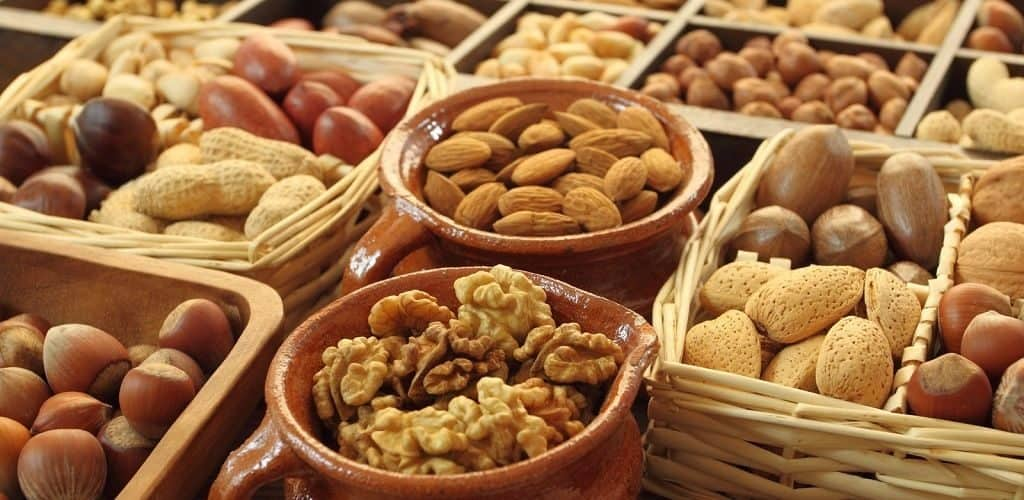 Сколько стоят орехи