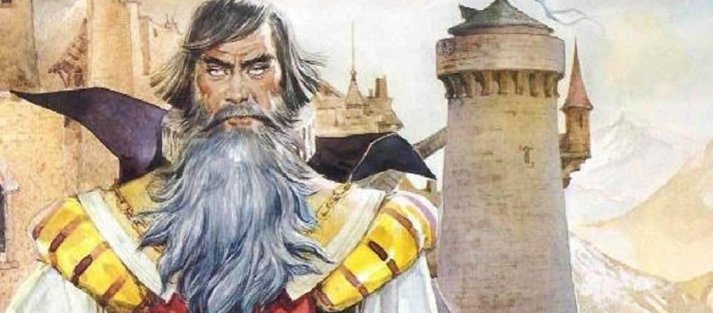 Легенда о Кономоре