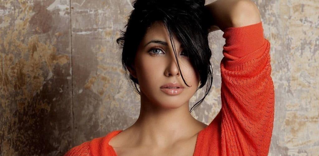 Красивая девушка из Франции