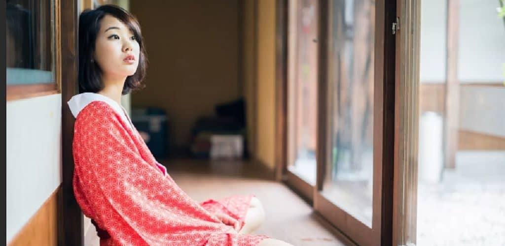 Красивые девушки Японии