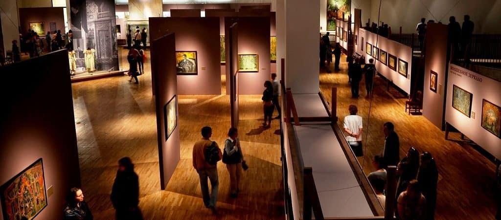 «Ночь музеев» в Третьяковской галерее