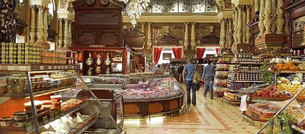 Русские магазины