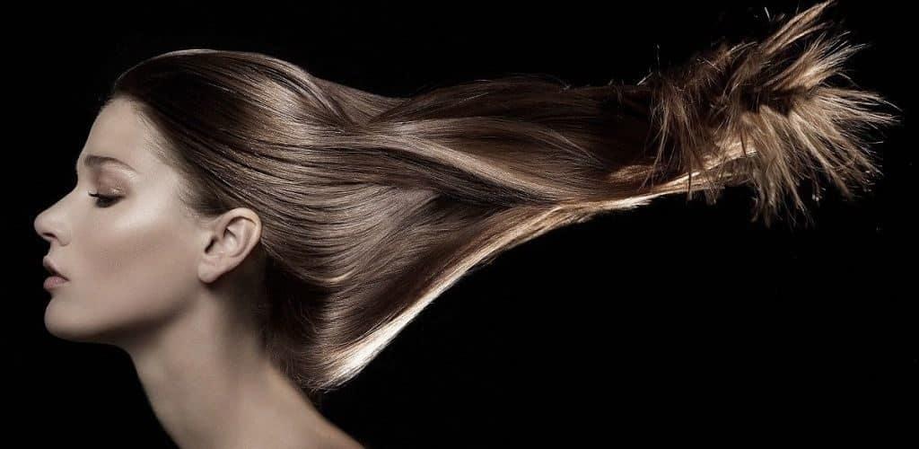 Человеческие волосы