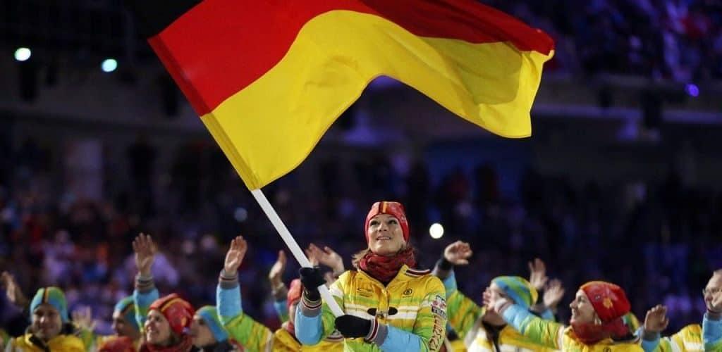Олимпийская сборная Германии