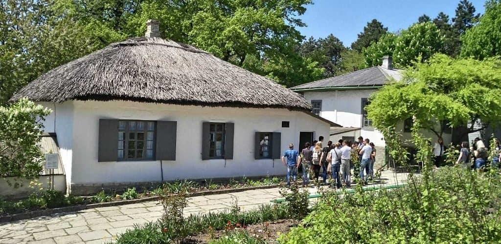 Дом-музей М.Лермонтова в Пятигорске