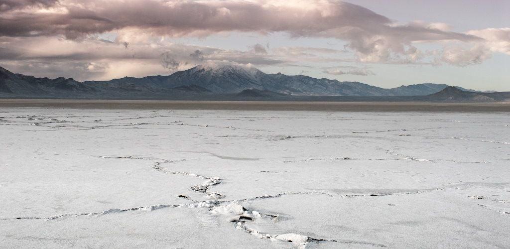 Соленые озера в Америке