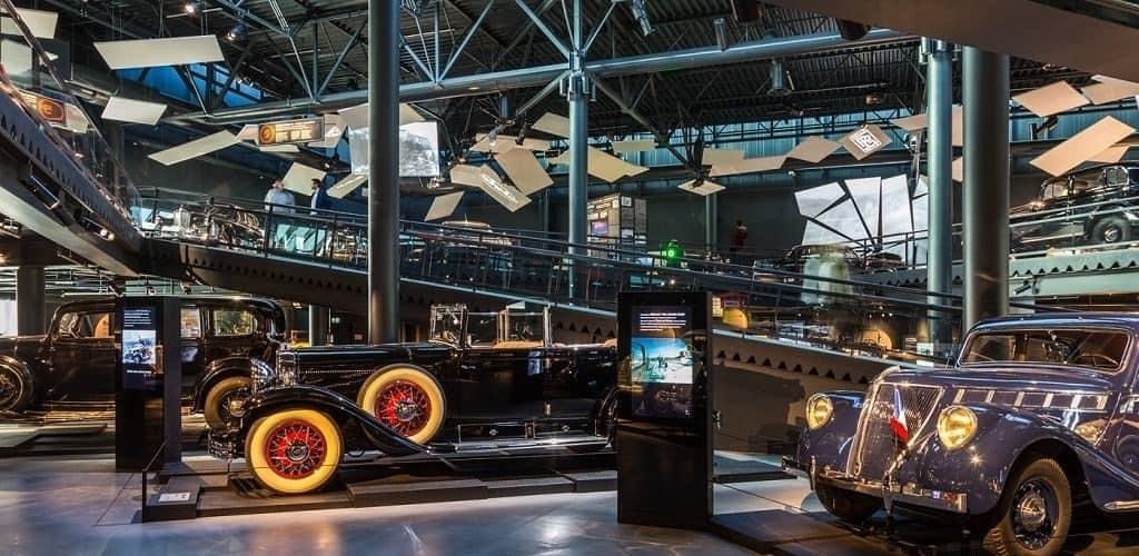 Музей моторов в Риге
