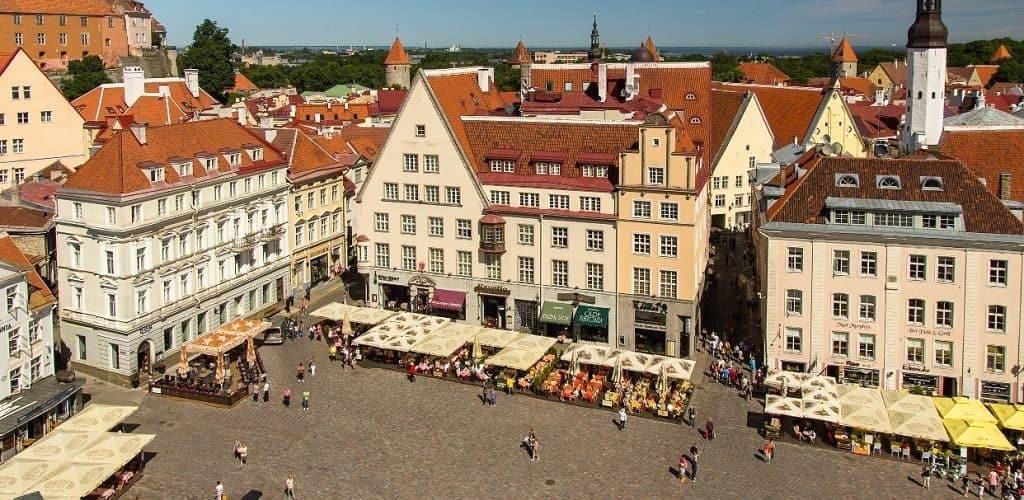 Ратуша и Ратушная площадь (Таллин)