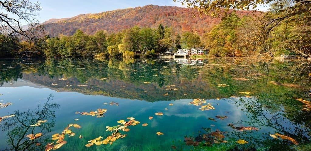 Изумрудное озеро Церик-Кёль