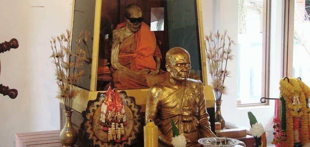 Тибетский монах Луанг Пхо Пиан