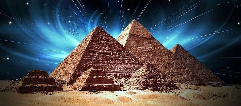 Интересные факты о пирамидах в Египте