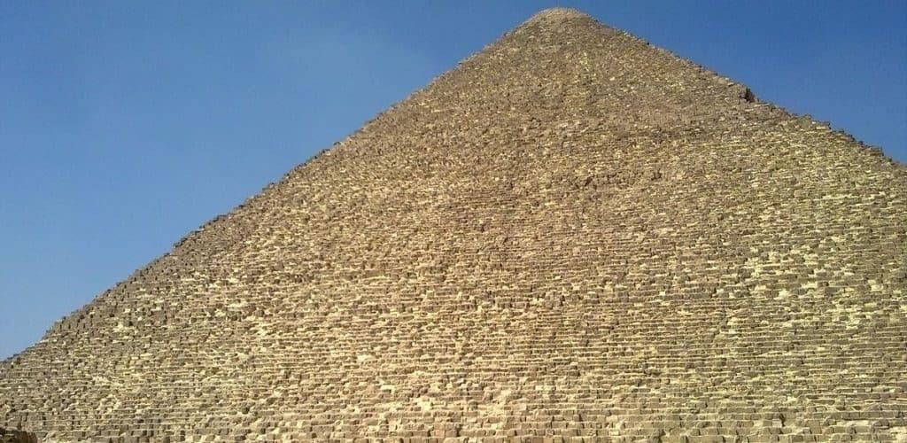 Загадка пирамиды Хеопса